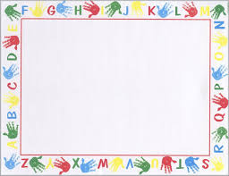 Kids Certificate Border Free Border Design For Kids Download Free Clip Art Free