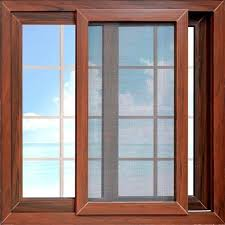 office sliding window. UPVC Office Sliding Window A