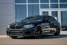 Used 2020 Bmw M5 Competition Awd For Sale Right Now Cargurus