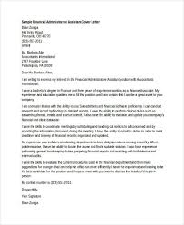 Administrative Assistant Cover Letters Free Word Pdf Format With