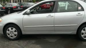 2005 Toyota Corolla LE Sedan - YouTube