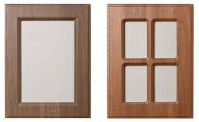 frame only and mullion cabinet doors