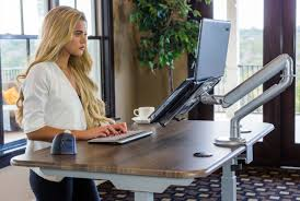 Standing Desk Extension Uprise Standing Desk Review All Things Ergonomic