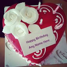 Happy Birthday My Mom Special Cake With Name Birthday Cake With