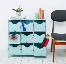 home office storage solutions small home. Colourful Home Office Storage Solutions Brighten Small Spaces | Homegirl London A