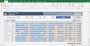 Employee Time Tracker And Payroll Template Payroll