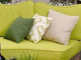 How To Make A Throw Pillow Cover With Piping