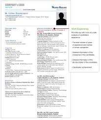Super Resume Sample Of Super Resume 1
