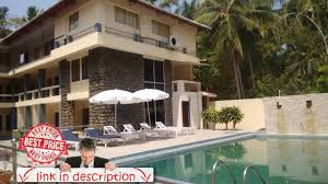 Hotel Benzy Palace New Kovalam Beach Hotel Trivandrum India Youtube