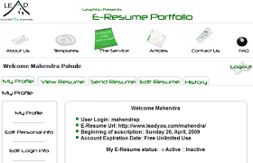 Top 5 Free Resume Hosting Websites lead you console