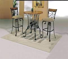 rustic pub table sets rustic pub table round bar set with wine rack plans rustic pub