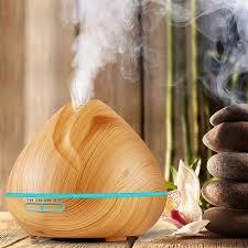 KBAYBO <b>400ml Air humidifier Aroma</b> Essential Oil <b>Diffuser</b> ...