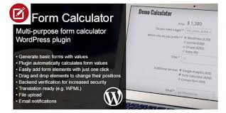 Cost Estimate Form Estimate Form Costs Calculator Wordpress Plugin Codester