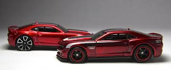 First Look: 2014 Hot Wheels Chevy Camaro Special Edition Basic ...