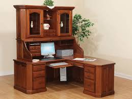 large size of desk excellent corner desks with hutch l shape mahogany finish solid wood amazing large office corner
