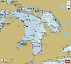Lake Huron Marine Chart Us14860_p1312 Nautical Charts App