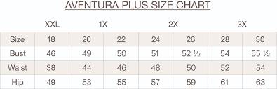 Aventura Arden V2 Plus Size Capri L1754420wp