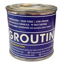 Can I Paint Bathroom Tile Stunning Groutin Paint 48ml To Recharge Your Bathroom Tiles Rainbow