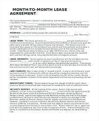 Sample Commercial Lease Document Preview Agreement Contract Real ...