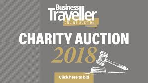 Your Bids Place Your Bids In The Business Traveller Charity Auction 2018
