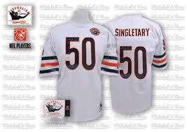 Mike Singletary Mitchell Ness Chicago And