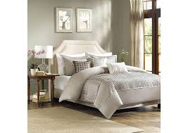 taupe queen comforter sets