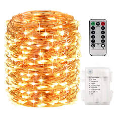 Mini String Lights Battery Operated Topmante 200led Fairy Lights Battery Operated Mini String Lights With 8 Modes Remote Control Waterproof Firefly Twinkle Lights For Bedroom Wedding