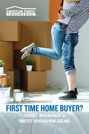 first time home er from mastering the moving process to understanding your mortgage this is a busy time but don t forget insurance