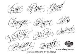 Letters For Tattoos Names Template Interesting Calligraphy Letter Tattoos Heartimpulsarco