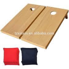 Wooden Bean Bag Toss Game Bean Bag Toss Game Cornhole Boards High Quality Buy Cornhole 2