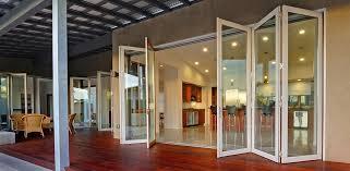 breathe new life home folding glass patio doors fabulous garden patio ideas