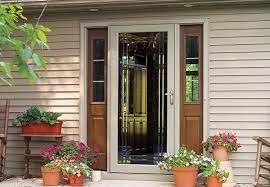 how to repair a sagging storm door