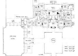 Huge Mansion Floor Plans  Mediterranean Mansion Floor Plans Floor Plans Mansion