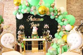 kara s party ideas glamorous gold