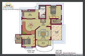 free house plans indian style plan and elevation home design floor plans house for