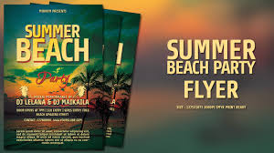 How To Create A Party Flyer Flyers Tutorial Konmar Mcpgroup Co