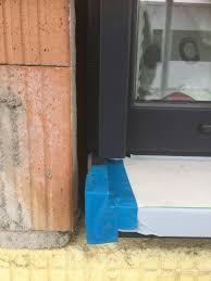 Fenster Und Fensterbänke Problem Beim Verputzen