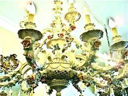 chandeliers capodimonte porcelain chandelier chandeliers authentic gorgeous antique an