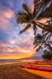 Wailea Sunset, Maui   Travel   Pinterest   Sunset, Hawaii and Beach