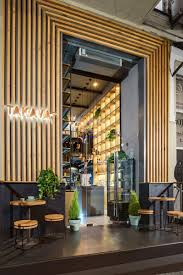 YUDIN Design Have Recently Completed A TAKAVA, New Coffee Shop In Kiev,  Ukraine,