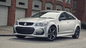 2016 Holden Commodore Black Edition Review - Top Speed