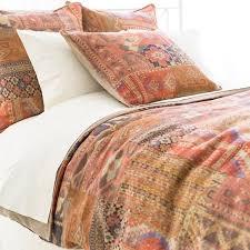 Pine Cone Hill Anatolia Linen Duvet Cover