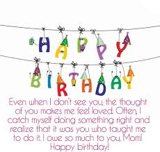 Cute Happy Birthday Mom Quotes With Images Gorgeous December Prayer For Happiness Quote Or Image Download