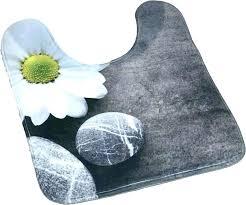 grey memory foam contour bath mat rugs best home choice of rug bathroom brown