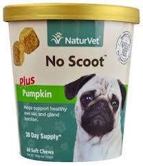 NaturVet <b>No Scoot</b> Digestive Supplement for Your <b>Dog's</b> Healthy ...