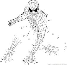 Dot To Dot Coloring Pages Dot To Dot Dot To Dot Worksheets 1 20