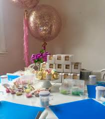 Hosted A Cupcake Decorating Station For The Little Cupcake
