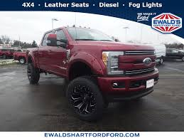 new red 2019 ford super duty f 250 srw stk sca19990 ewald automotive group