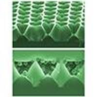 Size dependence of silica nanospheres embedded in 385 nm ... - OSA