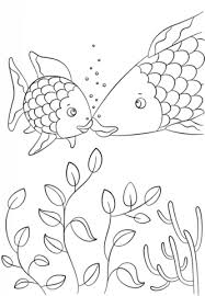 Small Picture Rainbow Fish coloring pages Free Coloring Pages